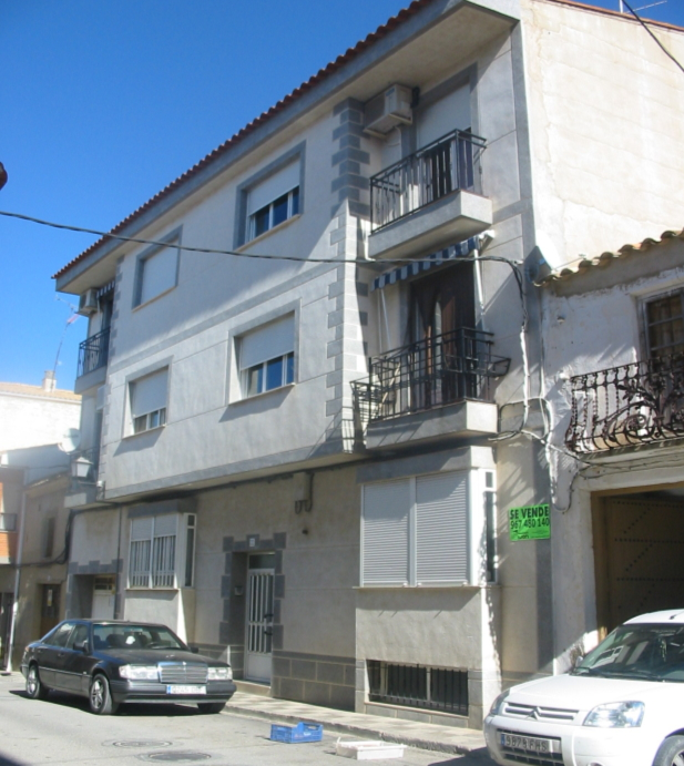 Piso en tarazona de la mancha inmobiliaria gijon for Pisos en tarazona